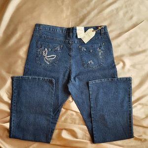 Women Plus Sized Jeans 16